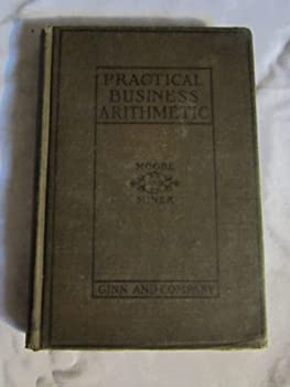 Hardcover Practical Business Arithmetic Book