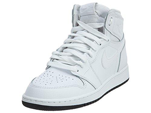 Nike Nike Air Jordan 1 Retro High Og Bg ( 575441 002 ) Weiß (38.5)