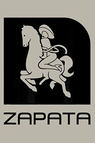 Emiliano Zapata Pintura Gay Bellas Artes Cuadro LGBTQ Mexico: Notebook Planner -...