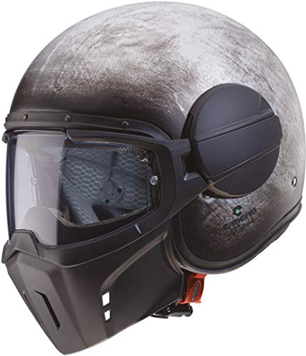 Caberg Helm Jet, Iron, Größe L
