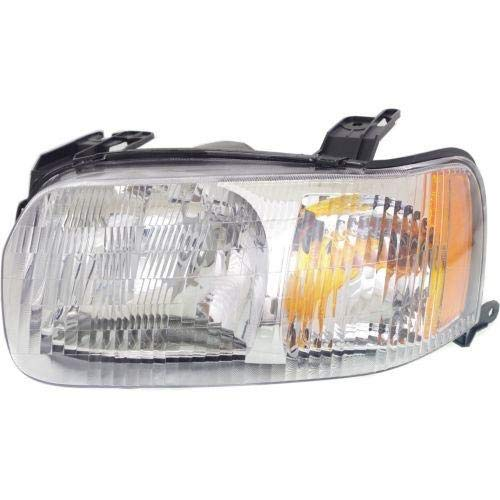 02 ford escape headlights lens - 2