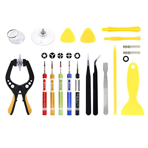 GBHGBH JF-8148 19 en 1 Phone Repair Tool Set con Bolsa