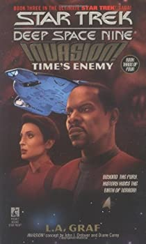 Time's Enemy - Book #19 of the Star Trek Deep Space Nine