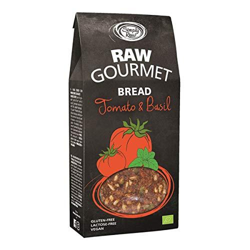 Simply Raw - RAW GOURMET BREAD Tomato und Basil - 90 g