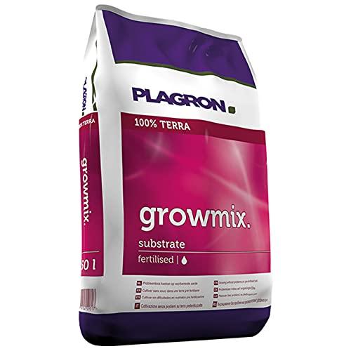 Substrato / Terra per il coltivo di Plagron GrowMix (50L)