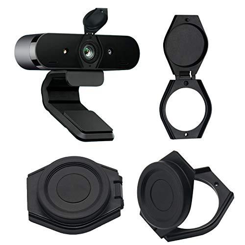 Tapa de lente para cámara web, 3 piezas para cámara web Logitech HD Pro Webcam C270/C615/C920/C930e/C922X para proteger tu privacidad y seguridad.