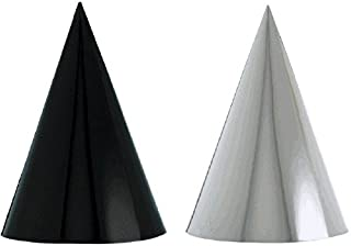 Best black and white party hats Reviews