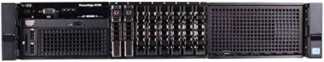Dell PowerEdge R720 Server | 2X E5-2690 16 Cores | 192GB | H710 | 4X Trays (Renewed)
