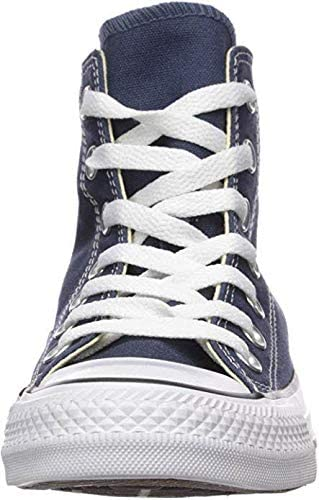 Converse Unisex Chuck Taylor All Star Hi Top Sneaker Shoes Navy Blue