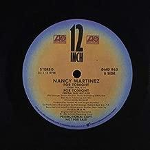 For Tonight(4 versions; 12 Inch Single Record/vinyl)