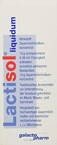 Galactopharm Lactisol Liquidum, 50 ml