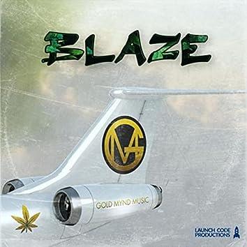 Blaze (feat. Djkemo)