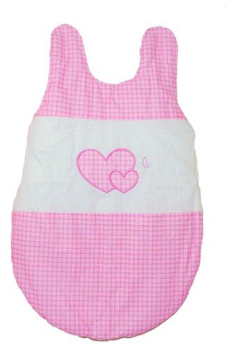 Baby's Comfort geweldig baby slaapzak 6-18 maanden 15 kleuren 18 Months 5. Checkered pink/white