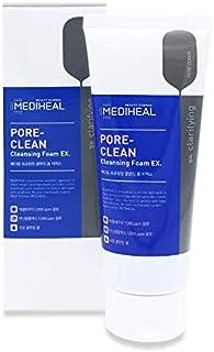 Mediheal Pore-Clean Charcoal Cleansing Foam 170ml