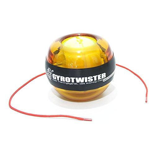 GyroTwister Classic, Orange/Gelb