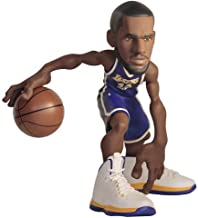 "NBA Small-Stars - Lebron James - Los Angeles Lakers Purple - 12"" Collectible Figurine"
