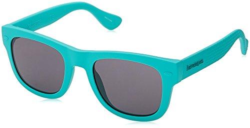 Havaianas PARATY/M Y1 QPP Gafas de sol, Turquesa (Turquoise/Grey Grey), 50 Unisex Adulto