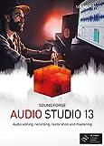 SOUND FORGE Audio Studio|13|1 Device|Perpetual License|PC|Disc|Disc