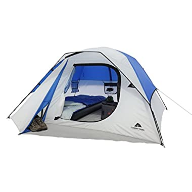 Ozark Trail Superior Weather Protection 4 Person Camping Dome Tent