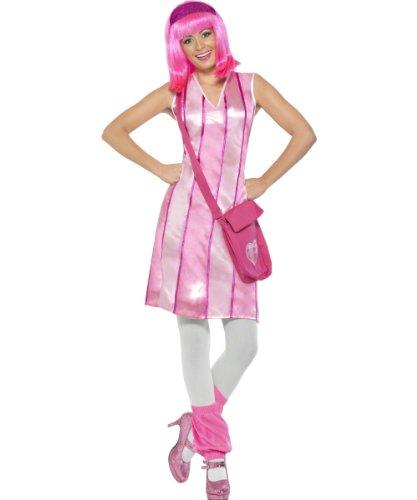 Womens Lazy Town Stephanie Costume (disfraz)