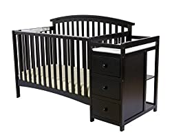 Dream On Me Niko Convertible Crib with Changer