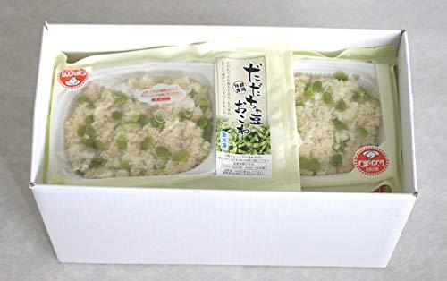 おこわ 山形(佐徳)、冷凍 だだちゃ豆おこわ180g×12袋 (電子レンジ)