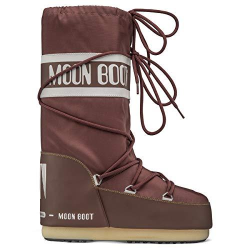 Moon Boot Nylon Stiefel Rust Schuhgröße EU 35-38 2019