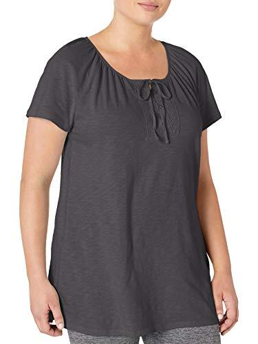 100/% Pure Cotton Naturana Vest 2 Pack S to 5XL Built Up Shoulder with Motif