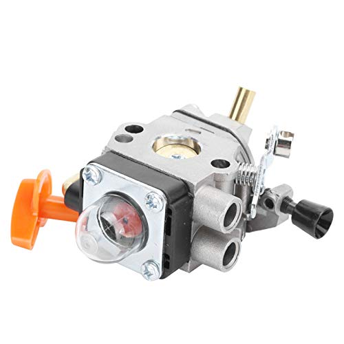 Carburador de escarificador, carburador de Aluminio, Piezas de escarificador Resistentes al Desgaste, para STIHL fs100r Fácil de Instalar Professional fs110r fr130t