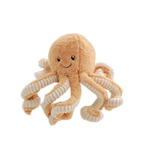 Pageantry Krake aus Plüsch Cartoon-Oktopus-Plüsch-Puppe süße Oktopus-Puppe, weich gefülltes...