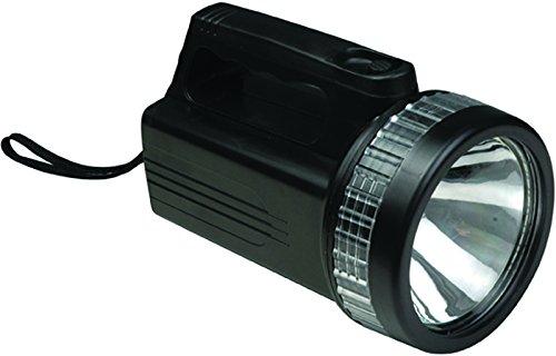 Technoline T9025 - Linterna grande con asa, color negro
