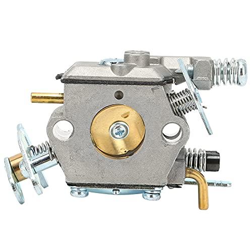 BIKING Carburador para cortacésped, carburador para cortacésped, Repuesto de carburador de Aluminio para Partner 350351370371420