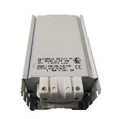 ReATTOREMECHANISCH CARLO BEZZI Q-M 400W X Natriumdampf HOHDRUCK