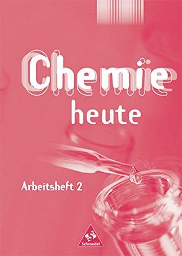 Chemie heute SI - Arbeitshefte Ausgabe 2001: Arbeitsheft 2: Gymnasium. Säuren, Basen, Salze, Chemische Reaktionen von Metallen, Ammoniak, ... Herstellung wichtiger chemischer Grundstoffe