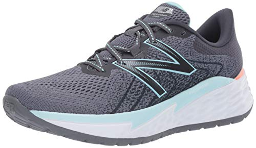 New Balance Women's Fresh Foam Evare Road Running Shoe, Grey Orca Lp1, 5.5 UK