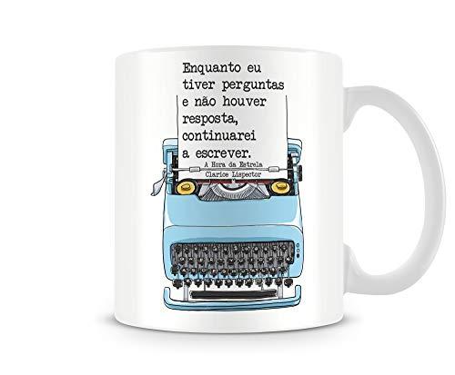 CANECA LITERATURA CLARICE LISPECTOR