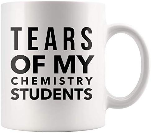 Tears of My Chemistry Students Mug Funny Science Teacher Graduation Appreciation To Professor product image