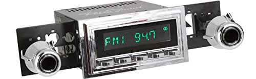 Retro Manufacturing LAC-126-55-75 Radio for Classic Vehicles