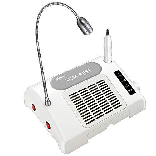 Type de filtre léger de la lumière de meulage de la lumière LED de machine de meulage multifonctionnel d'aspirateur blanc faible vibration à faible bruit 110 / 220v