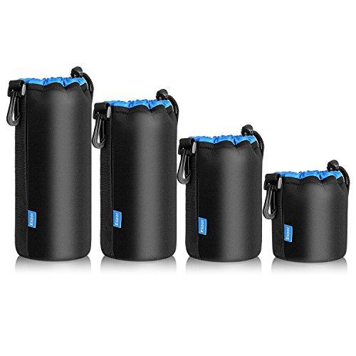Camera Lens Bags & Cases