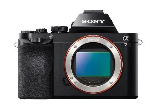 كاميرا سوني a7 Full-frame Mirrorless الرقمية مع