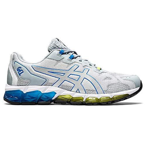 ASICS 1021a337-022-8, Zapatillas de Running Hombre, Piemont Grey Pure Silver, 41.5 EU