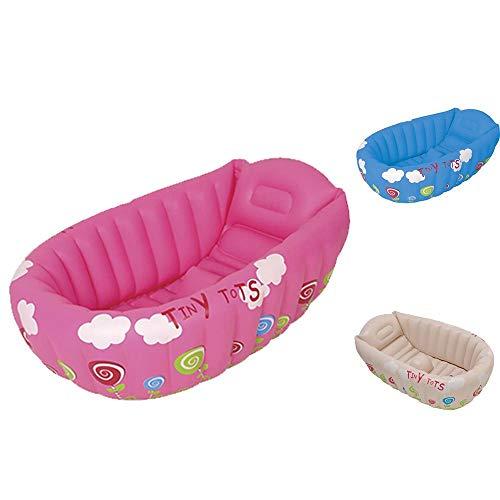 Banheira Inflavel Bebe Indica Temperatura Banho Crianca
