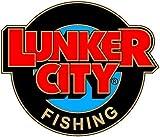 Lunker City - Jig Tete Football - 10G - Blk/Blue Sapphire - #150 - LKJF10N150
