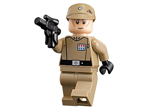 LEGO Star Wars Imperial Officer Minifigure from Set 75106 by