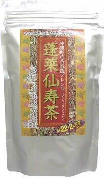 金秀バイオ 蓬莱仙寿茶(100g)