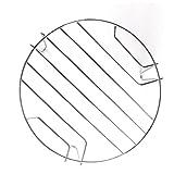 Mikrowellen-dampfer-Rack Edelstahl BBQ Grill-Rack-Rack-küche Organisieren Sie Gadgets Mehrzweck-Platten-tablett-Rack