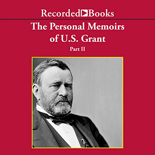 The Personal Memoirs of U.S. Grant, Part 2 Titelbild