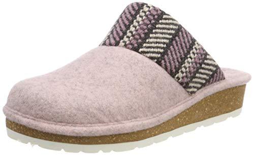 Rohde Damen Forli Pantoffeln, Pink (Rose 44), 40 EU