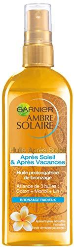 Garnier DelialAmbre solaire–Aceite prolongador de bronceado Aftersun–150ml